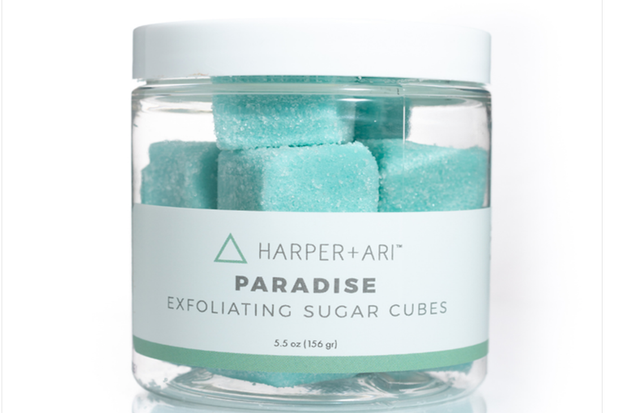 Exfoliating Sugar Cubes - Small Jar