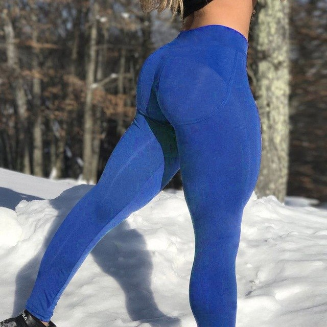 Push-Up Fitness Leggings