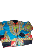 Load image into Gallery viewer, Dashiki Jacket - Lia-shop.com