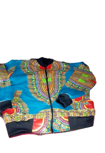 Dashiki Jacket - Lia-shop.com