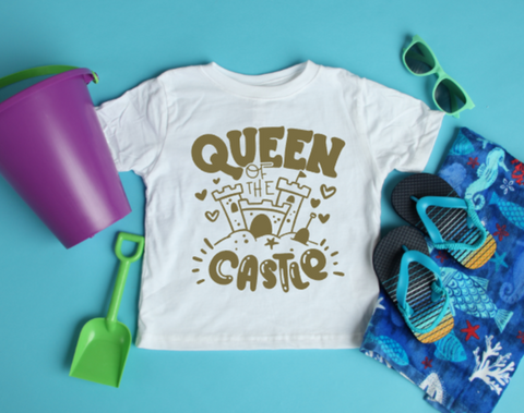 Queen of the Castle Tee