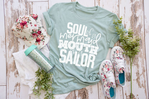 Soul of a Mermaid Tee