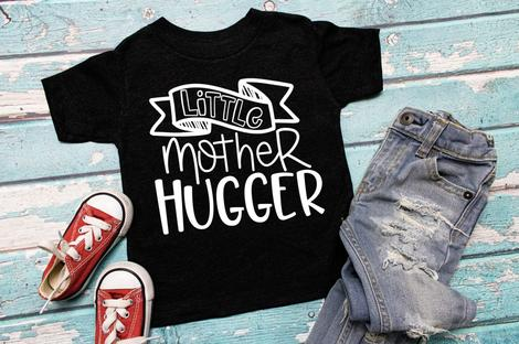 Little Mother Hugger Tee