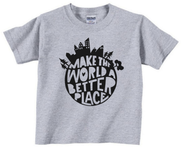 Make the World Better Tee