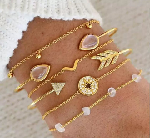 Compass of Beauty Stack