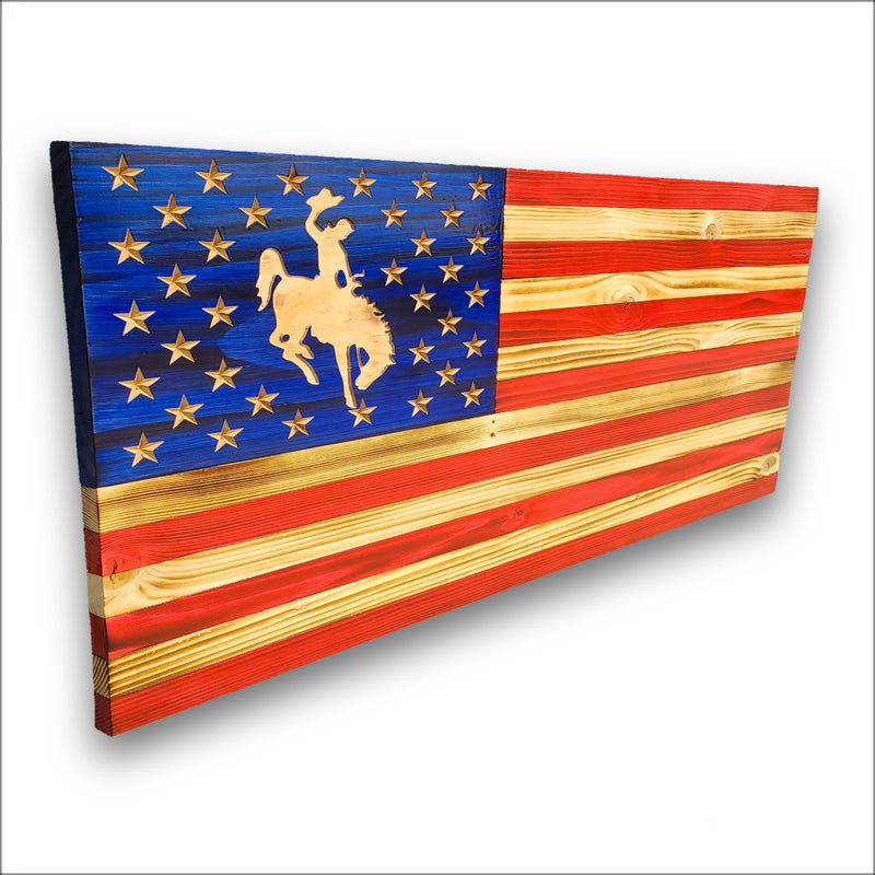 Wyoming Old Glory