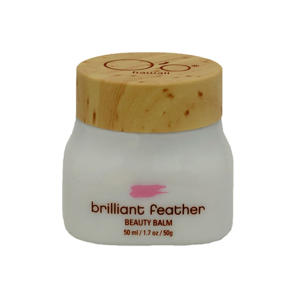 BRILLIANT FEATHER BEAUTY BALM - Artisanal Beauty Bar