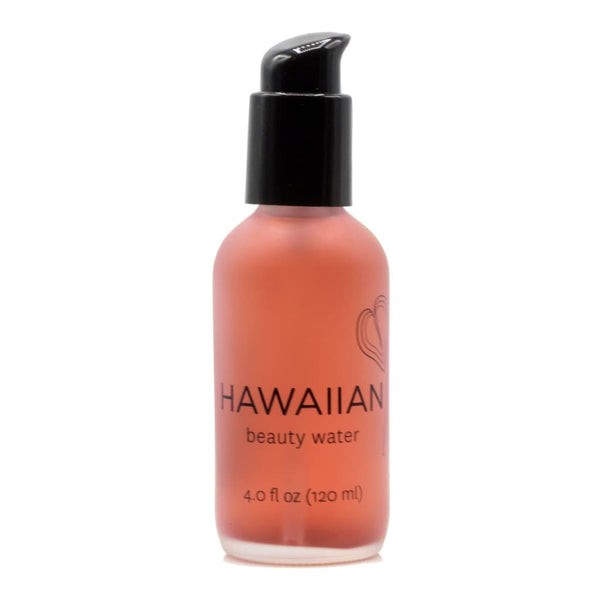 HAWAIIAN BEAUTY WATER - BEAUTY WATER HONUA FACE HONUA