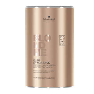 Schwarzkopf - Professional BlondMe Bond Enforcing Clay Lightener 7+