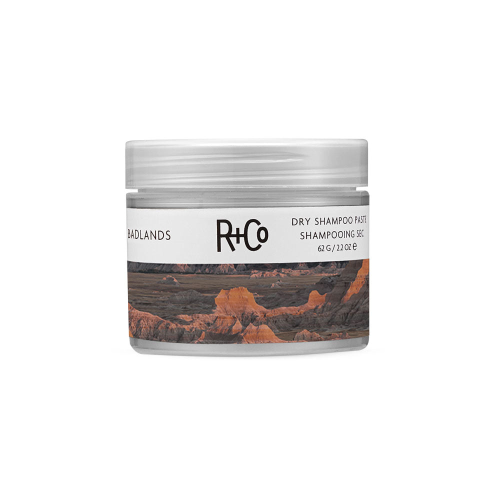 R+Co Badlands Dry Shampoo Paste 62ml