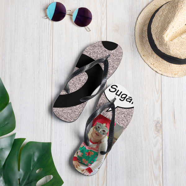 S Is For Sugar-Flip-Flops