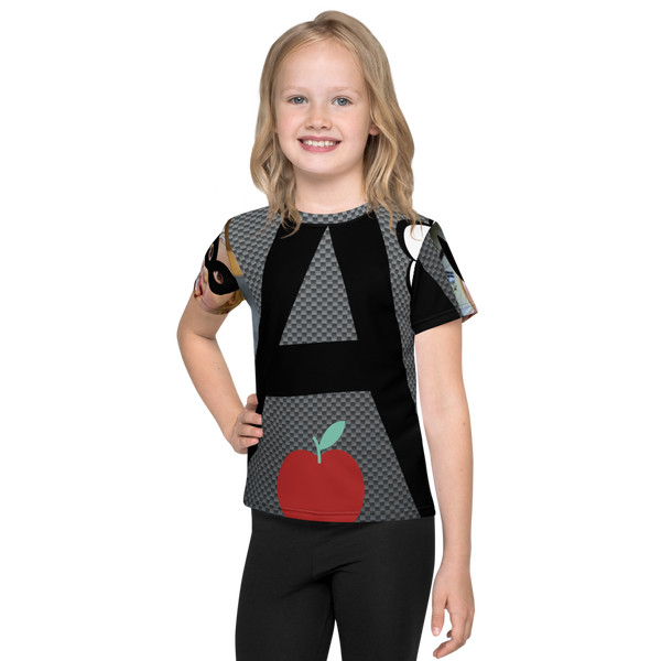 A Is For Apple Butter-Kids' T-Shirt