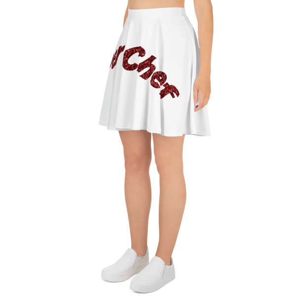 Super Chef-Skater Skirt