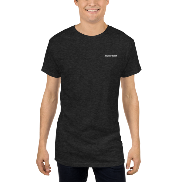 Super Chef-Long Body Urban Tee