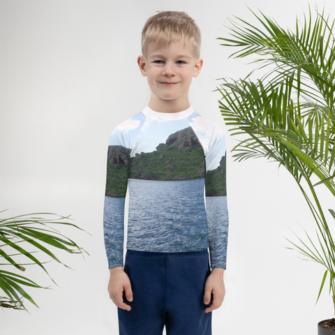 Kids' Rash Guard