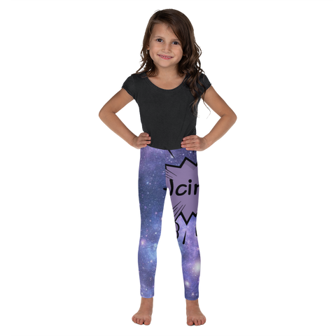 I Is For Icing-Kids' Leggings