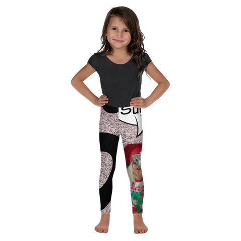 S Is For Sugar-Kids' Leggings
