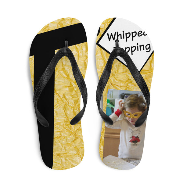 T Is For Topping-Flip-Flops