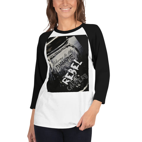 Rebel Canners-3/4 Sleeve Raglan Shirt