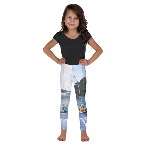 Sailboat-Kids' Leggings