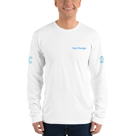 Sea Change-Long Sleeve T-Shirt