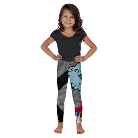 K Is For Key Lime Pie-Kids' Leggings