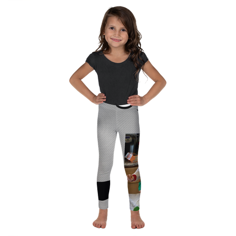 Super Chef Demi-Kids' Leggings