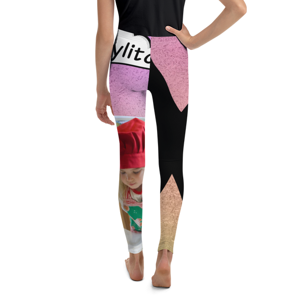X Is For Xylitol-Youth Leggings