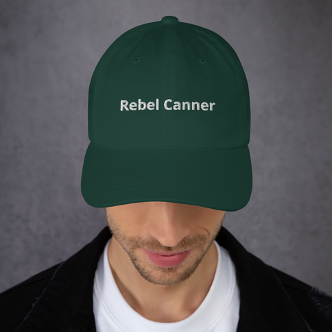 Rebel Canner-Dad Hat