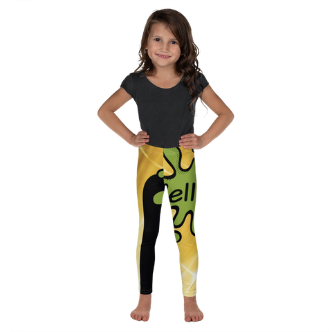 J Is For Jell-O-Kids' Leggings