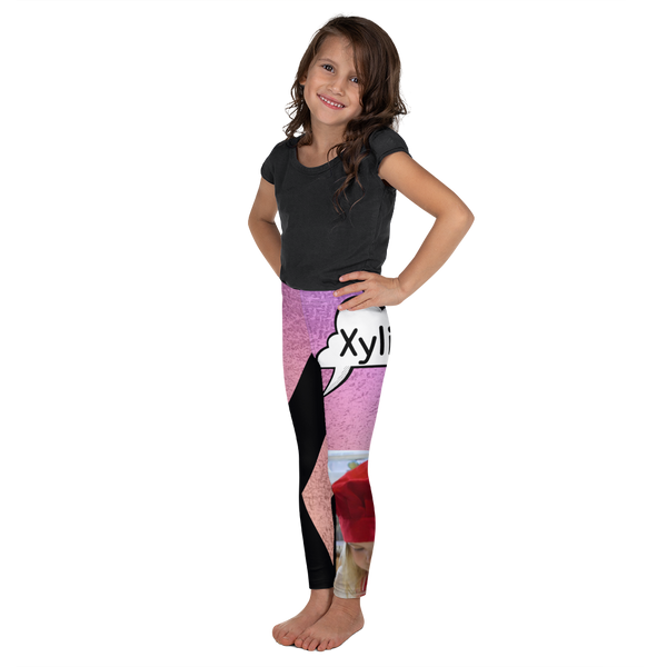 X Is For Xylitol-Kids' Leggings