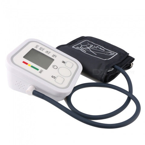 RZ202 Arm Wrist Type Blood Pressure Monitor with LCD Backlight