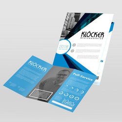Design Flyer CD Quadrat