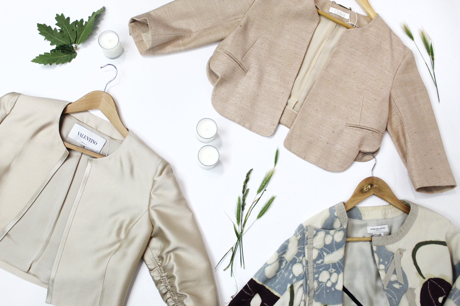 Cropped Jackets: The Luxury Item Your Wardrobe Has Been Missing