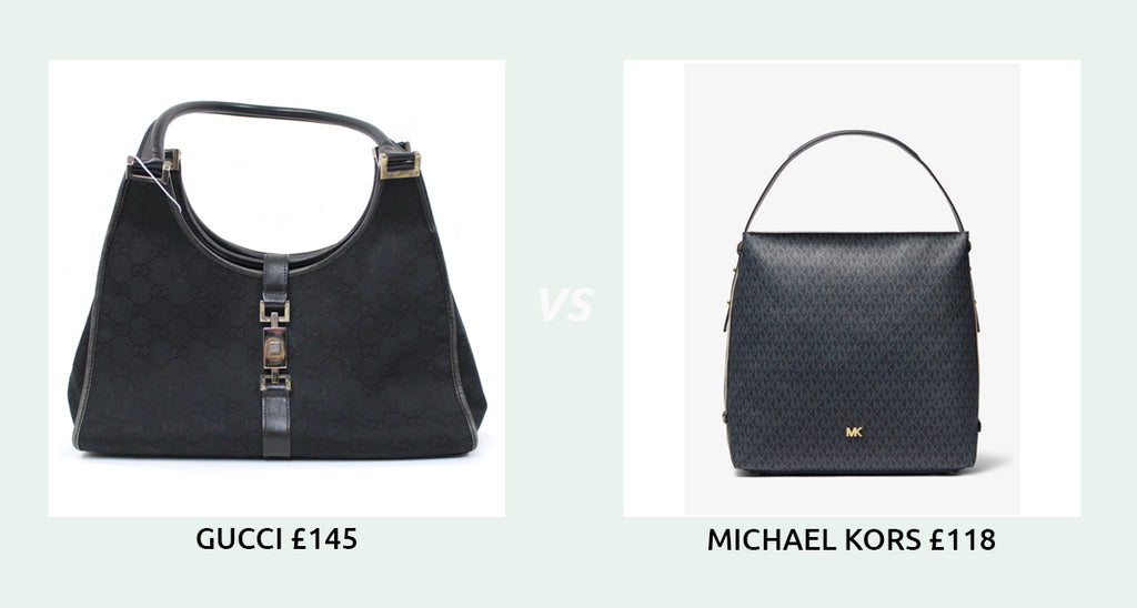 GUCCI VS MICHAEL KORS