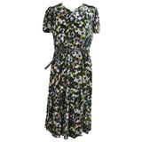 Marc Jacobs_Pansy Print Velvet Tea Dress_US6