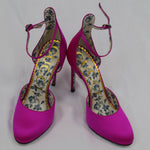 Victoria Victoria Beckham Black Wool & Cashmere Knit Tee Sweater UK12