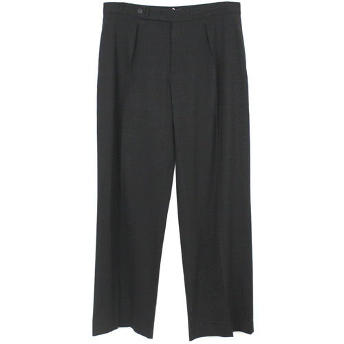 Rejina Pyo Blue Cotton Raw Edge Ruffle Shirt S