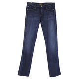 Mother The Rascal Dark Denim Slim Leg Jeans 28