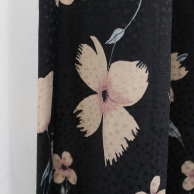 Chanel Baby Blue Cashmere & Linen Knit Flare Dress F36