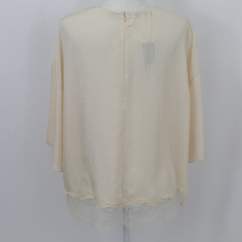 Yves Saint Laurent_Black Wool Voile Blazer Jacket _F40