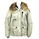 Hermes_Brown Equestrian Print Twilly Scarf