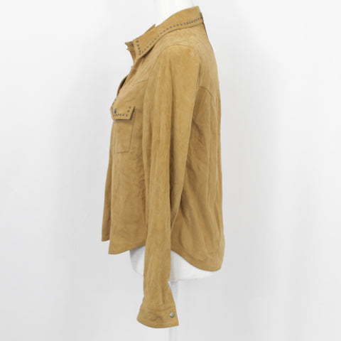 A.P.C._Beige Cotton & Cashmere Scoop Neck Sweater_XS