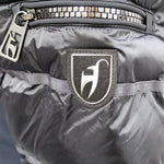 Anine Bing Brand New Black Gold Stripe Track Pants S/P