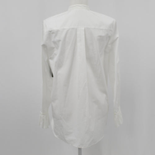 Brora_ Brand New £279 Baby Pink Pure Cashmere Knit Collared Cardigan_UK14