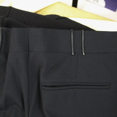 Canada Goose_Black Quilted Lining Hooded Victoria Parka_M