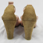 Camper Black Leather Chelsea Boots 39