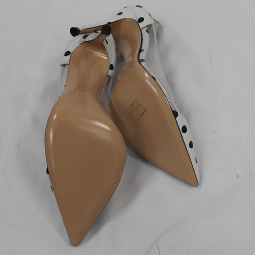 Dolce & Gabbana_Ivory Silk Pussy Bow Blouse_XS