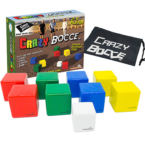 Crazy Bocce family games by funsparks