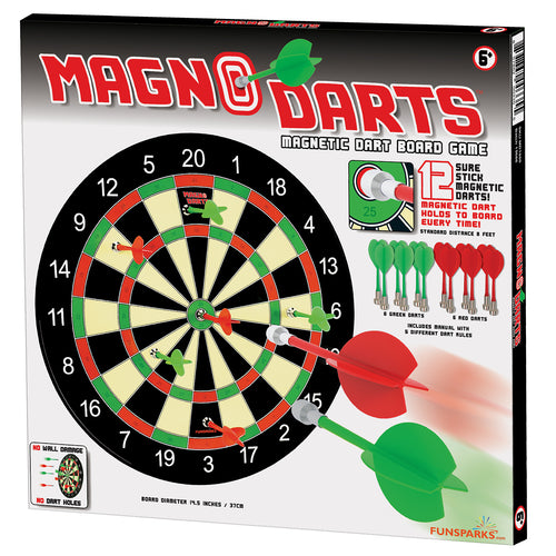 Packaging of Magno Darts